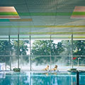 Solebad in der Spreewald Therme